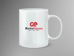 Ekspres logo Mug Tasarımı