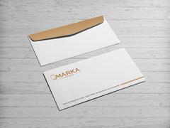 Takı marka Zarf Tasarımı