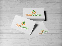 Yaprak logo Kartvizit Tasarımı