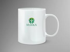 Tarım Logo Mug Tasarımı