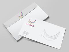 Kuş Marka Zarf Tasarımı