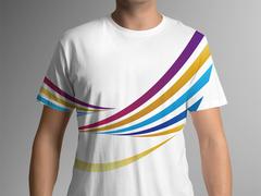 Kuş Marka T-shirt Tasarımı