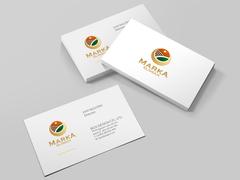 Tarım Logo Kartvizit Tasarımı