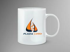 Plaza Logo Mug Tasarımı