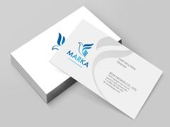 Kuş Logo Kartvizit Tasarımı