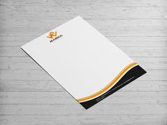W logo Antentli K. Tasarımı