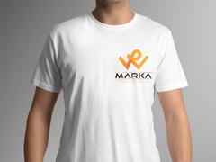 W logo T-shirt Tasarımı