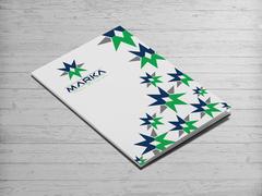 Yıldız Logo Dosya Tasarımı