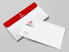 Servis Logo Zarf Tasarımı