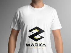 Z modern logo T-shirt Tasarımı