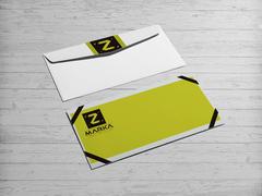 Z Logo Zarf Tasarımı