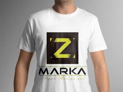 Z Logo T-shirt Tasarımı