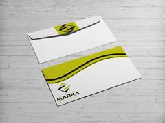 Zli modern logo Zarf Tasarımı