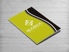 Zli modern logo Dosya Tasarımı