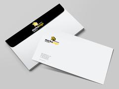 Hırdavat Logo Zarf Tasarımı