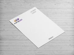 Alışveriş Logo Antentli K. Tasarımı