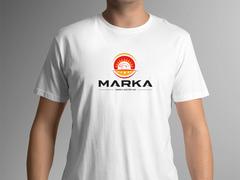 Şef logo T-shirt Tasarımı