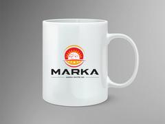 Şef logo Mug Tasarımı