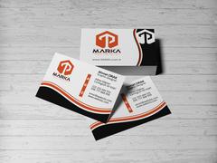 T ve P Logo Kartvizit Tasarımı