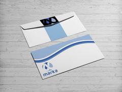 U Logo Zarf Tasarımı