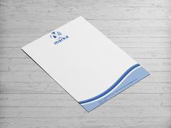 U Logo Antentli K. Tasarımı