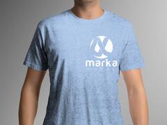 U Logo T-shirt Tasarımı