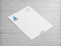 Yelken Logo Antentli K. Tasarımı