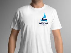 Yelken Logo T-shirt Tasarımı