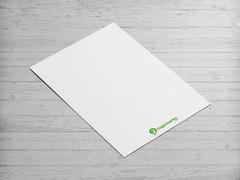 Meyve Logo Antentli K. Tasarımı