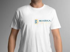 B ve M Logo T-shirt Tasarımı
