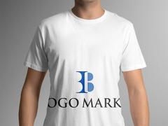 B Harfli Logo T-shirt Tasarımı