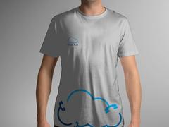 Bulut Logo T-shirt Tasarımı
