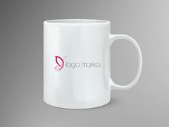 Kelebek Logo Mug Tasarımı