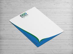 C-O ve G Logo Antentli K. Tasarımı