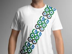 C-O ve G Logo T-shirt Tasarımı