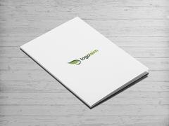 Yaprak Logo Dosya Tasarımı