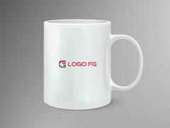 F ve G Logo Mug Tasarımı