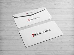 F ve S Logo Zarf Tasarımı