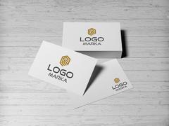 Modern Logo Kartvizit Tasarımı