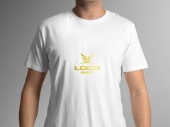 Kanat marka T-shirt Tasarımı