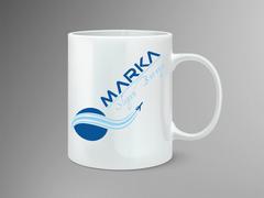 Dünya Logo Mug Tasarımı