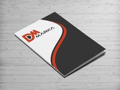 D ve M Logo Dosya Tasarımı