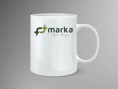 F Marka Mug Tasarımı