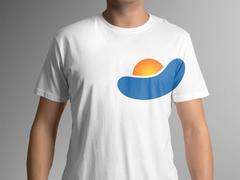 Güneş Logo T-shirt Tasarımı
