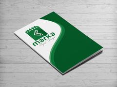 Kalemli Logo Dosya Tasarımı
