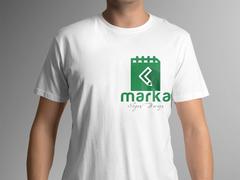 Kalemli Logo T-shirt Tasarımı