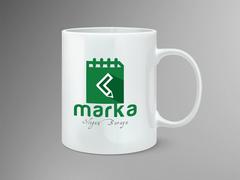 Kalemli Logo Mug Tasarımı