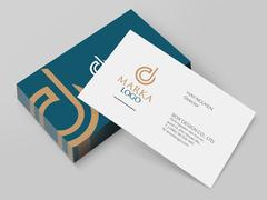Marka Logo Kartvizit Tasarımı