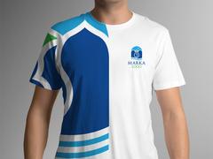 Marka Logo T-shirt Tasarımı