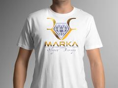 Pırlanta Logo T-shirt Tasarımı